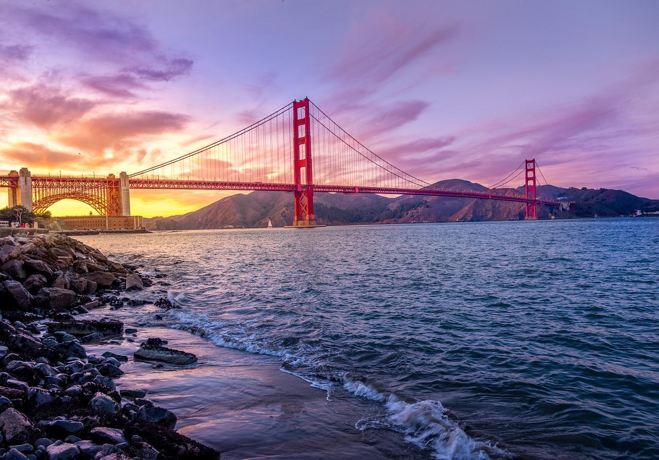 Golden Gate Bridge Cruise - Best Airbnbs in San Fran, California