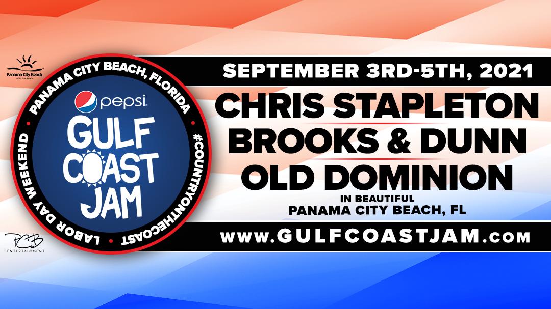 Gulf Coast Jam Festival 2021 Florida