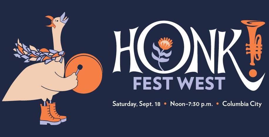 HONK! Fest West 2021
