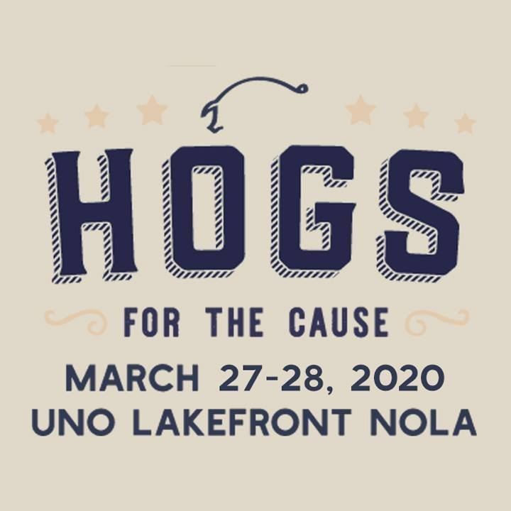 Hogs for the Cause - New Orleans Festivals 2020