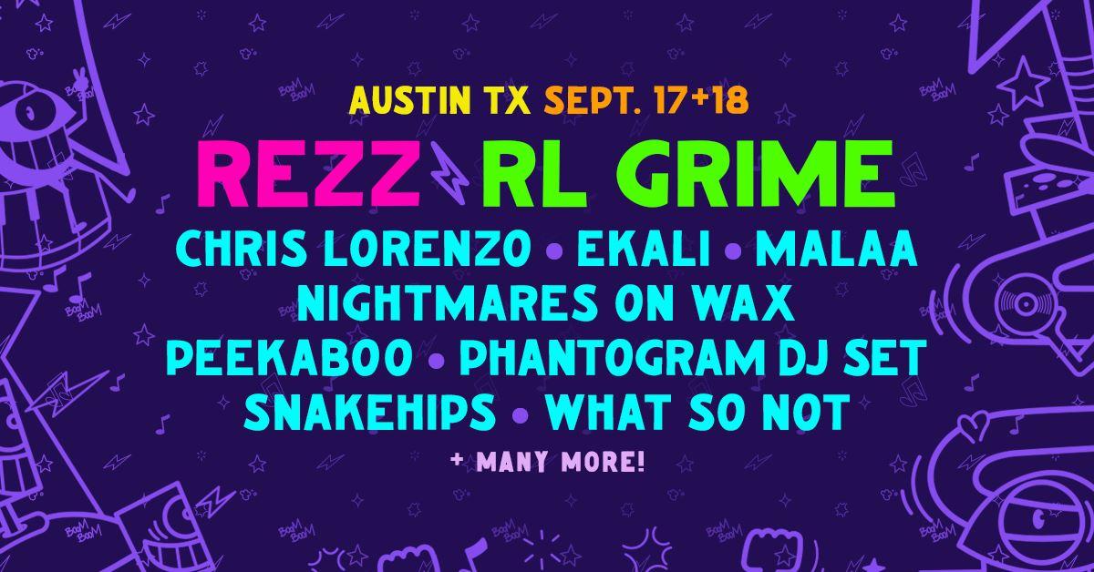 ILLfest 2021 - Texas EDM Festivals