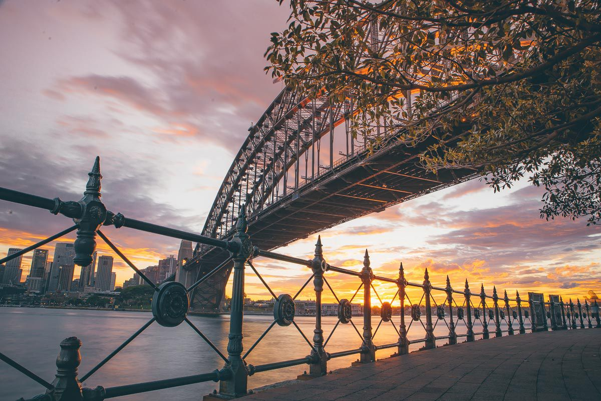 Interesting Facts about Sydney Harbour Bridge