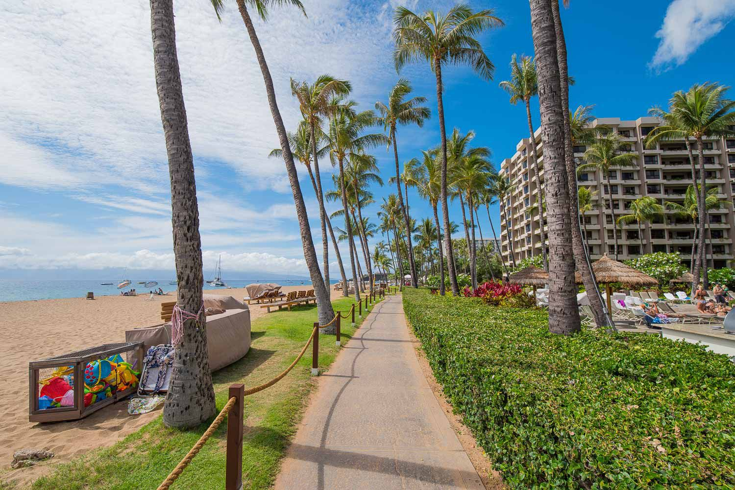 Kaanapali - Where to stay on Maui