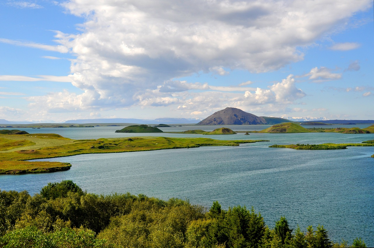 Lake Myvatn - East Iceland - Where TO Stay in Iceland