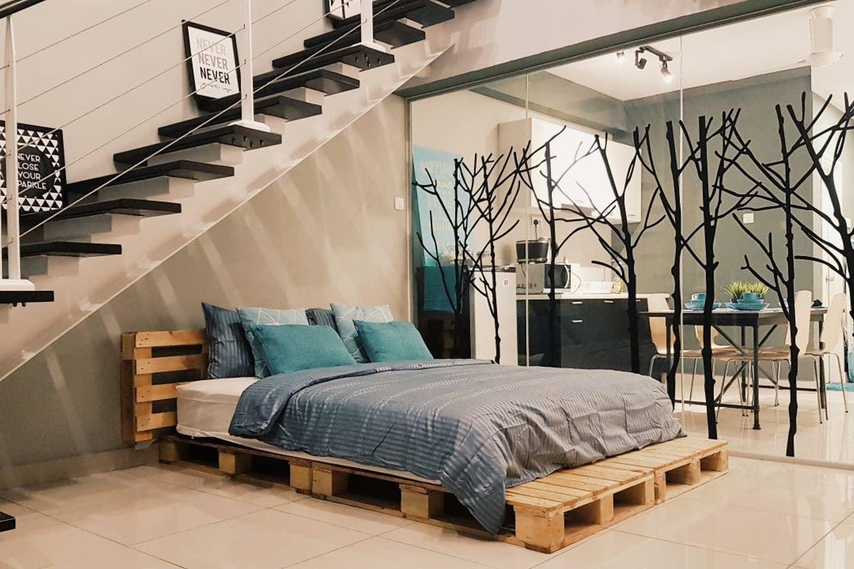 Loft Airbnb Kuala Lumpur