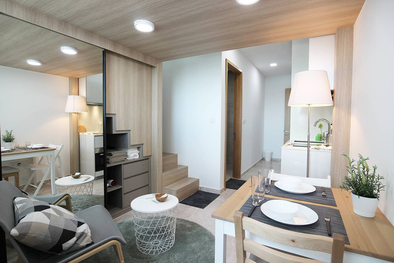 Loft Apartment - Singapore Airbnbs