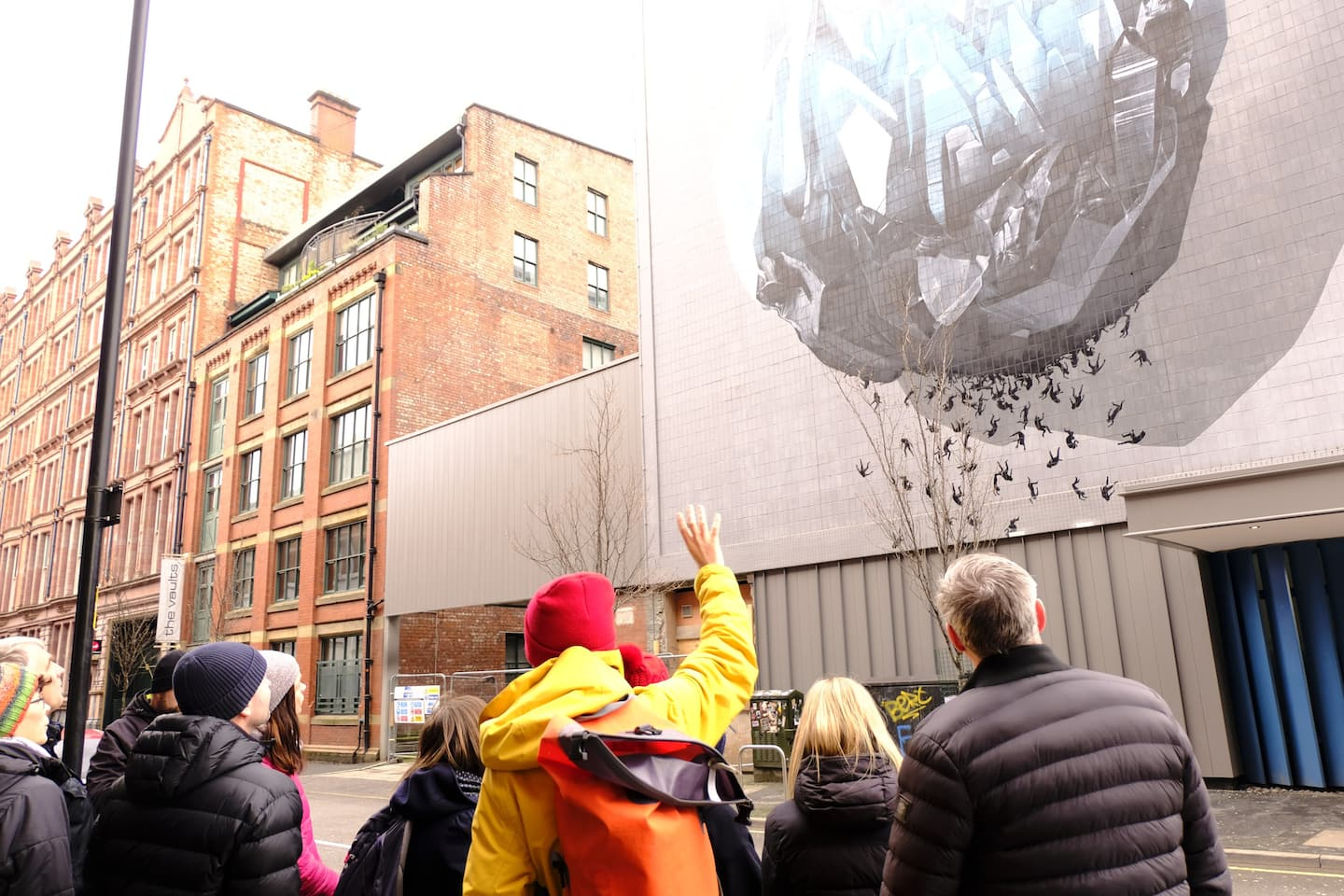 Manchester Airbnb Experiences - Walking Tour