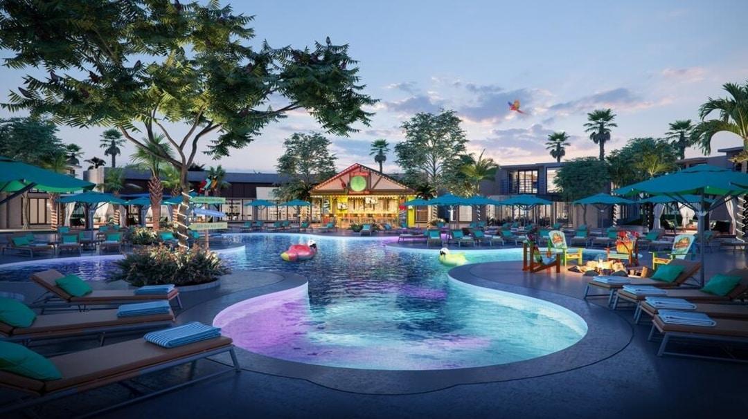 Palm Springs Gay Resort