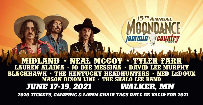 Moondance Jammin Country Festival