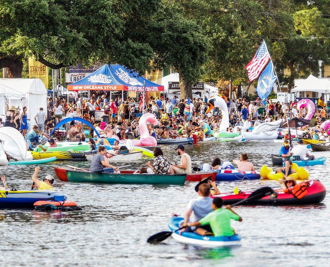 New Orleans Festivals 2020