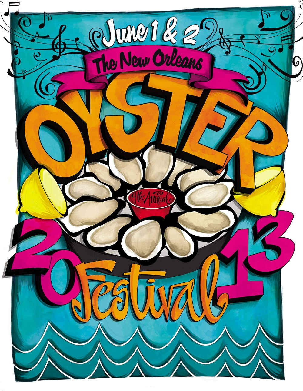 New Orleans Oyster Festivals - Best Festivals in New Orleans