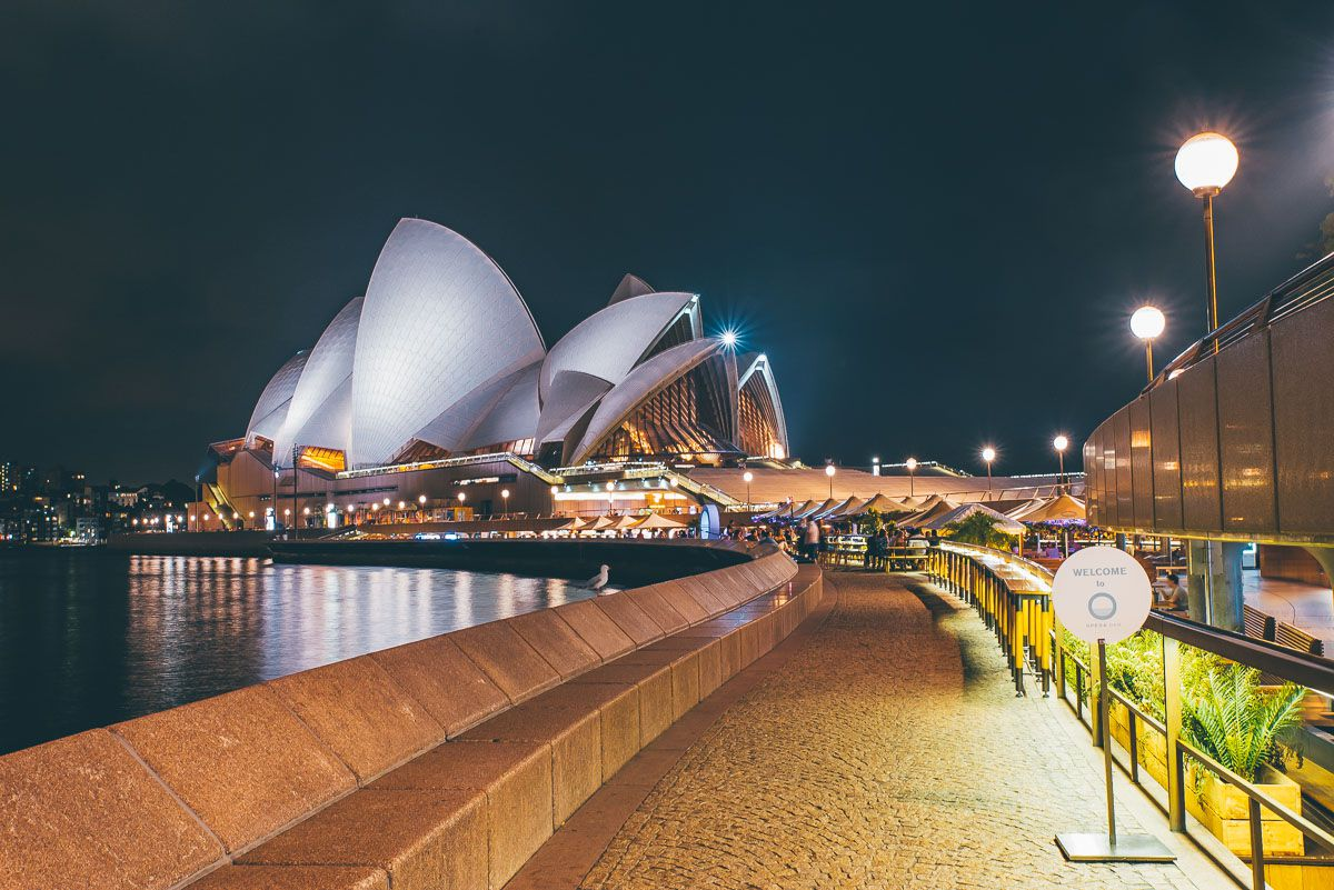 Opera House - Sydney Facts