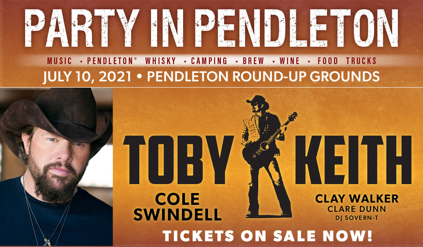Pendleton Whisky Music Fest 2021