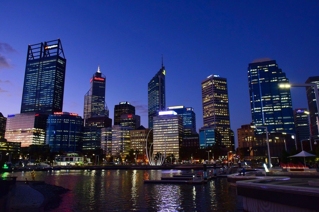 Perth - Biggest Cities in Australia by Population