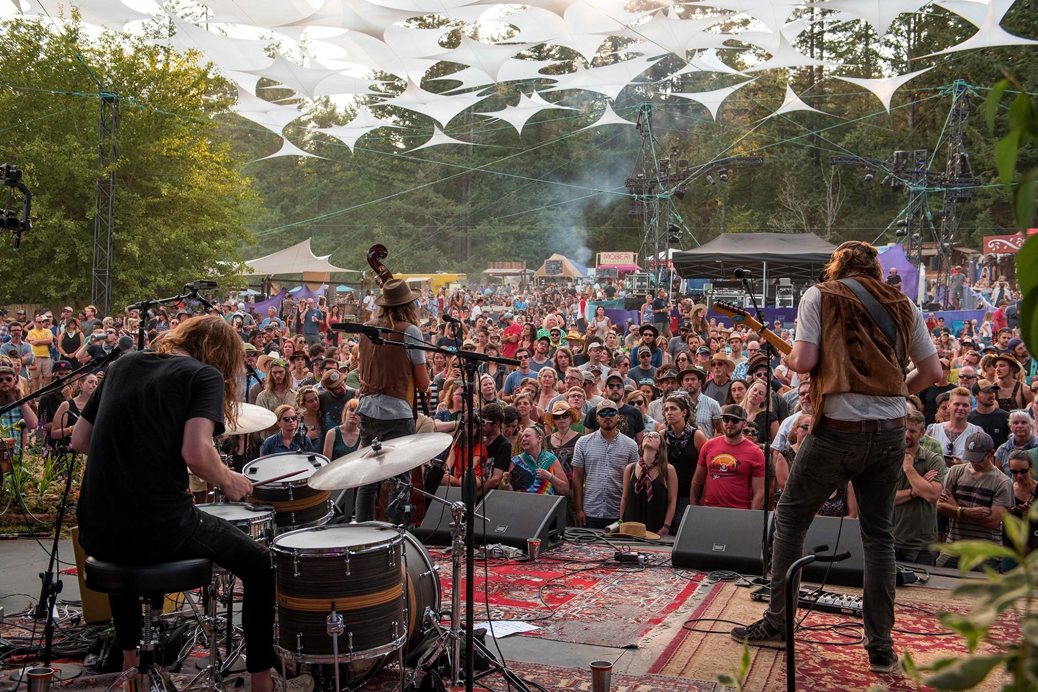 Pickathon Music Festival Oregon 2022