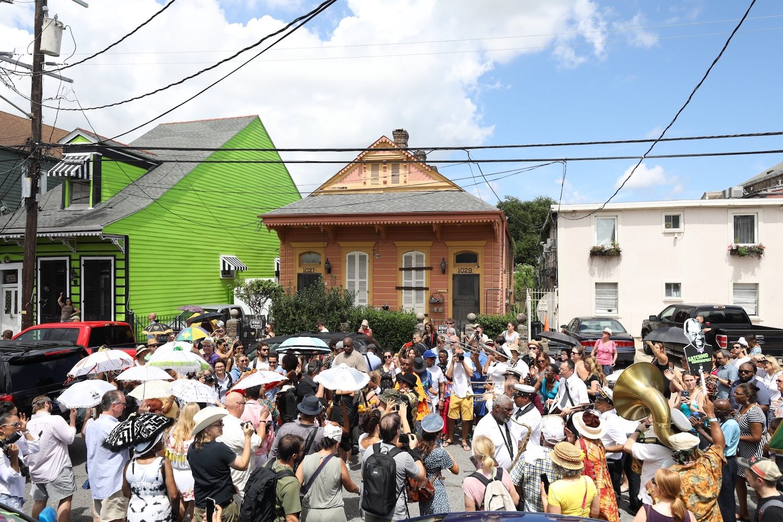 Satchmo Summer Fest - New Orleans Festivals 2020.