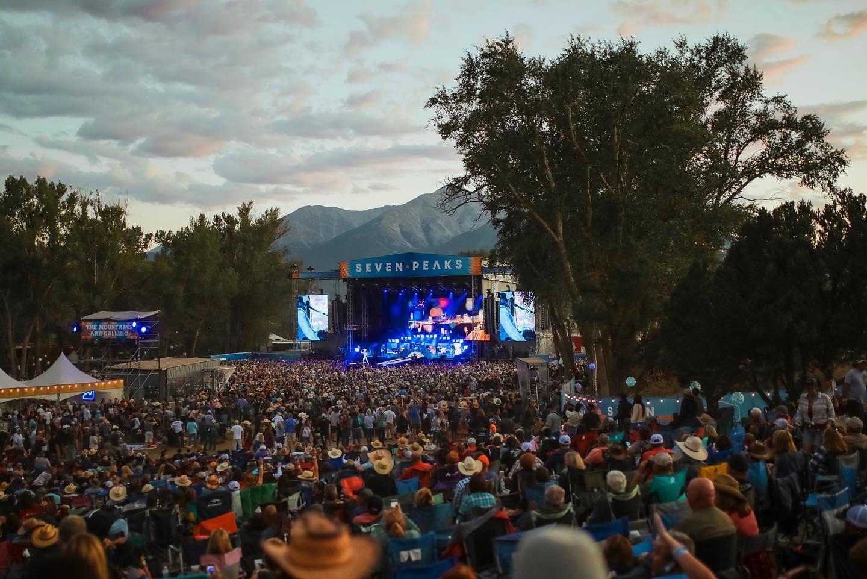Seven Peaks Festival Colorado