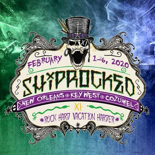 Shiprocked Cruise Festival - New Orleans Festivals 2020