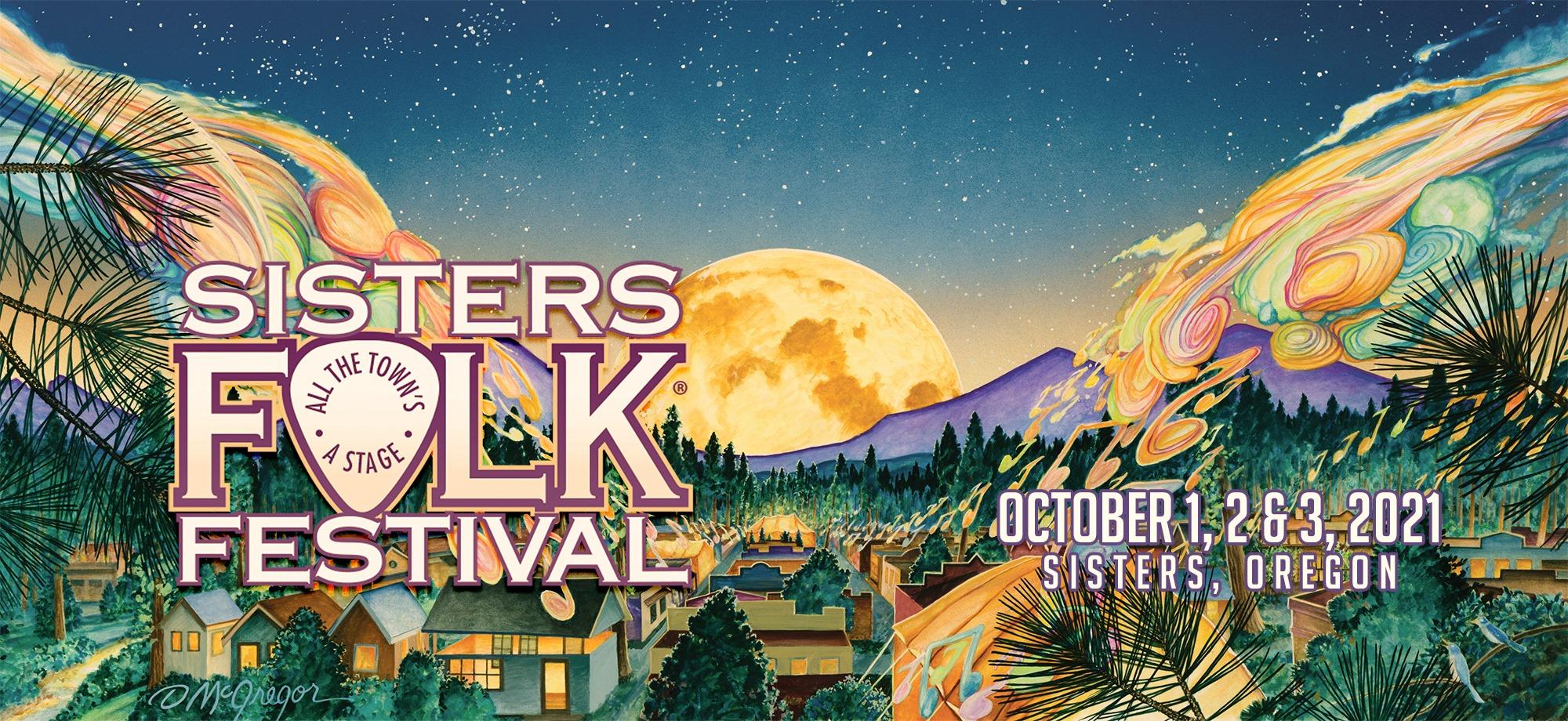Sisters Folk Festival Oregon 2021