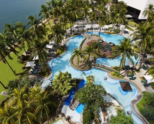 Sofitel - Best Hotels in Manila with Swimming Pools