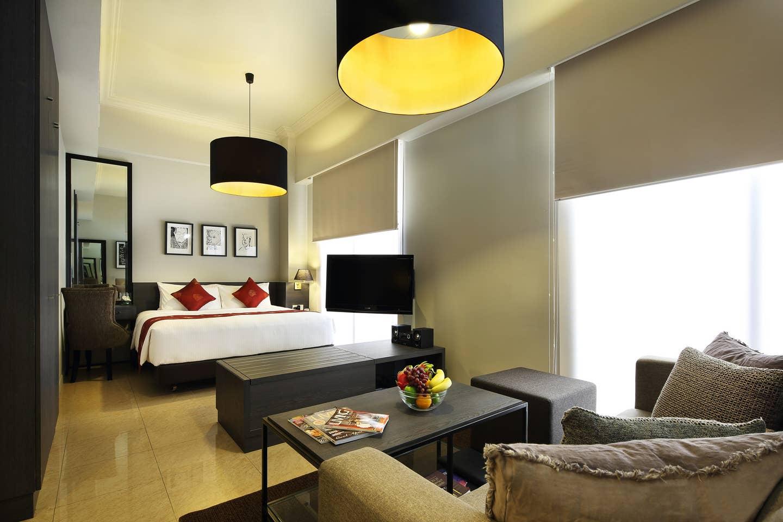 Studio Apartment Singapore Airbnb