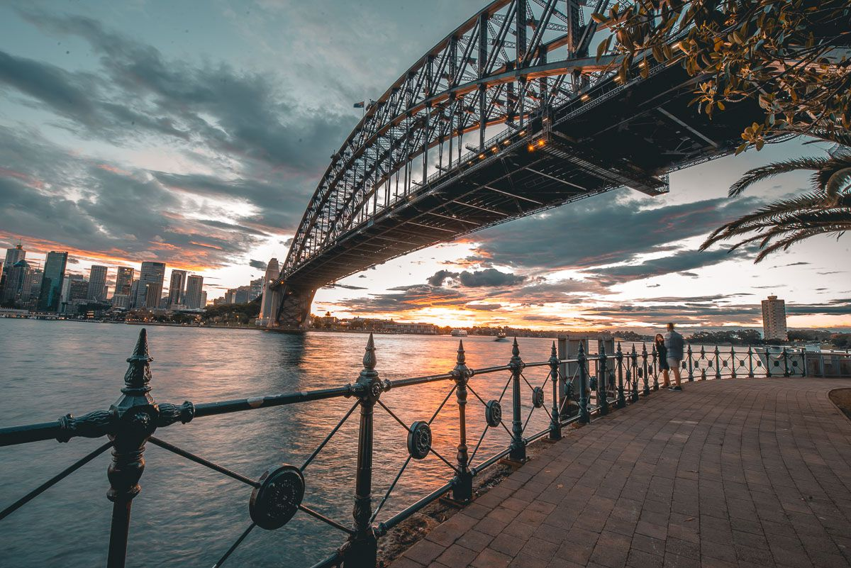 Sydney Facts - Harbour Bridge
