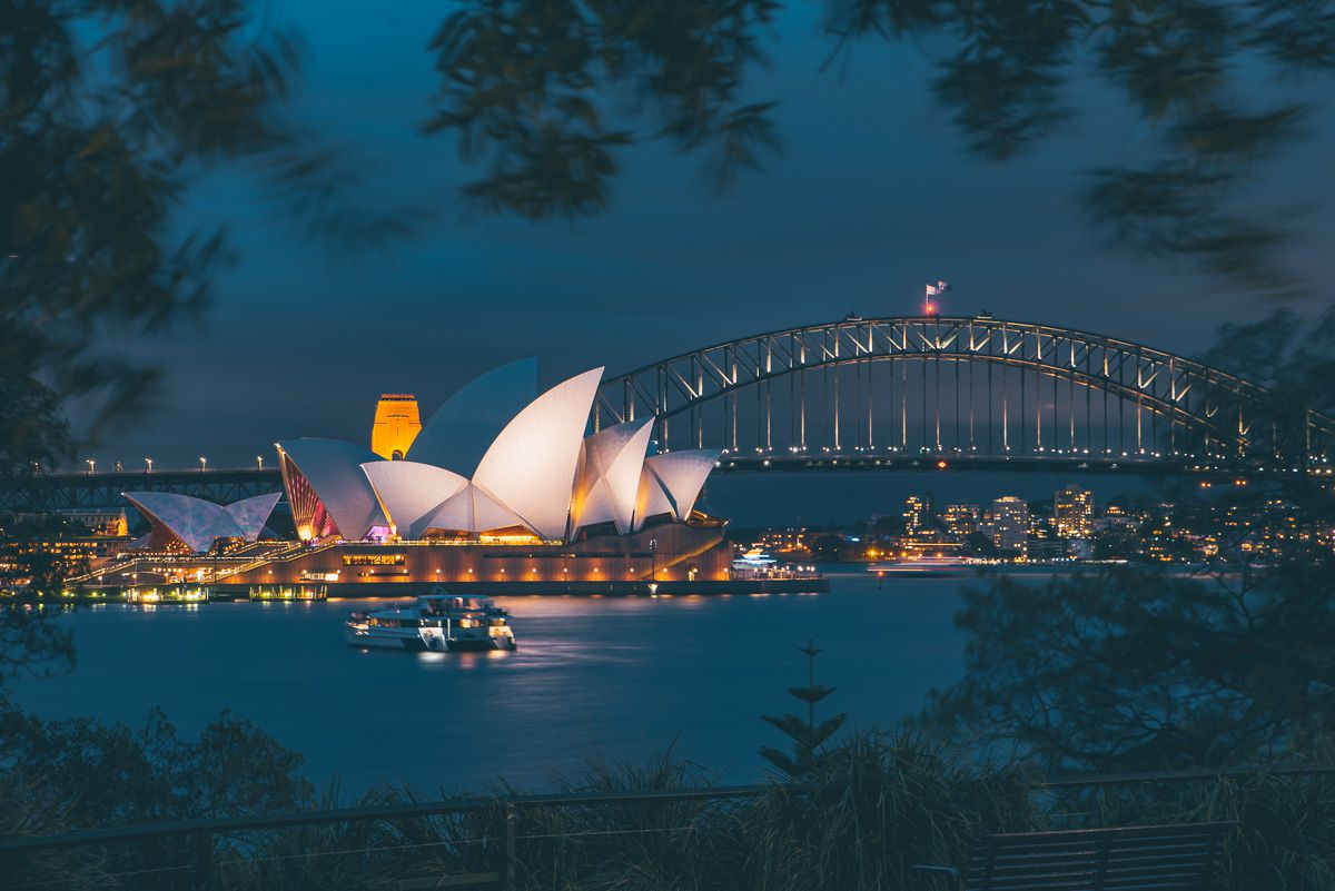 Sydney Opera House - Best Sydney Airbnbs