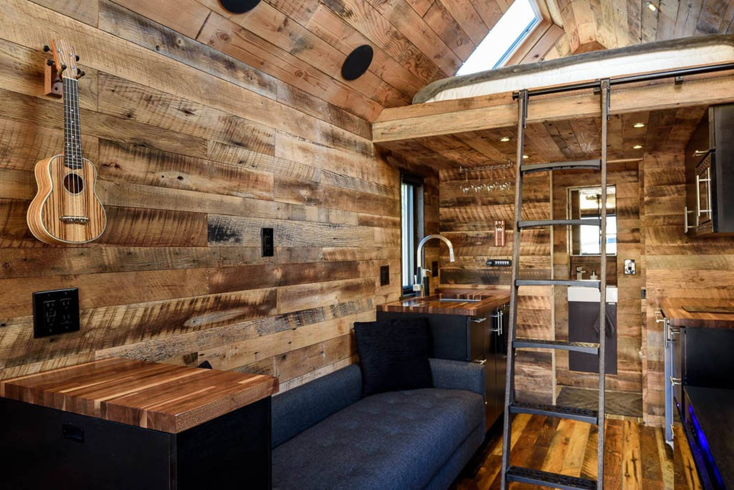 Tiny House Airbnb seattle