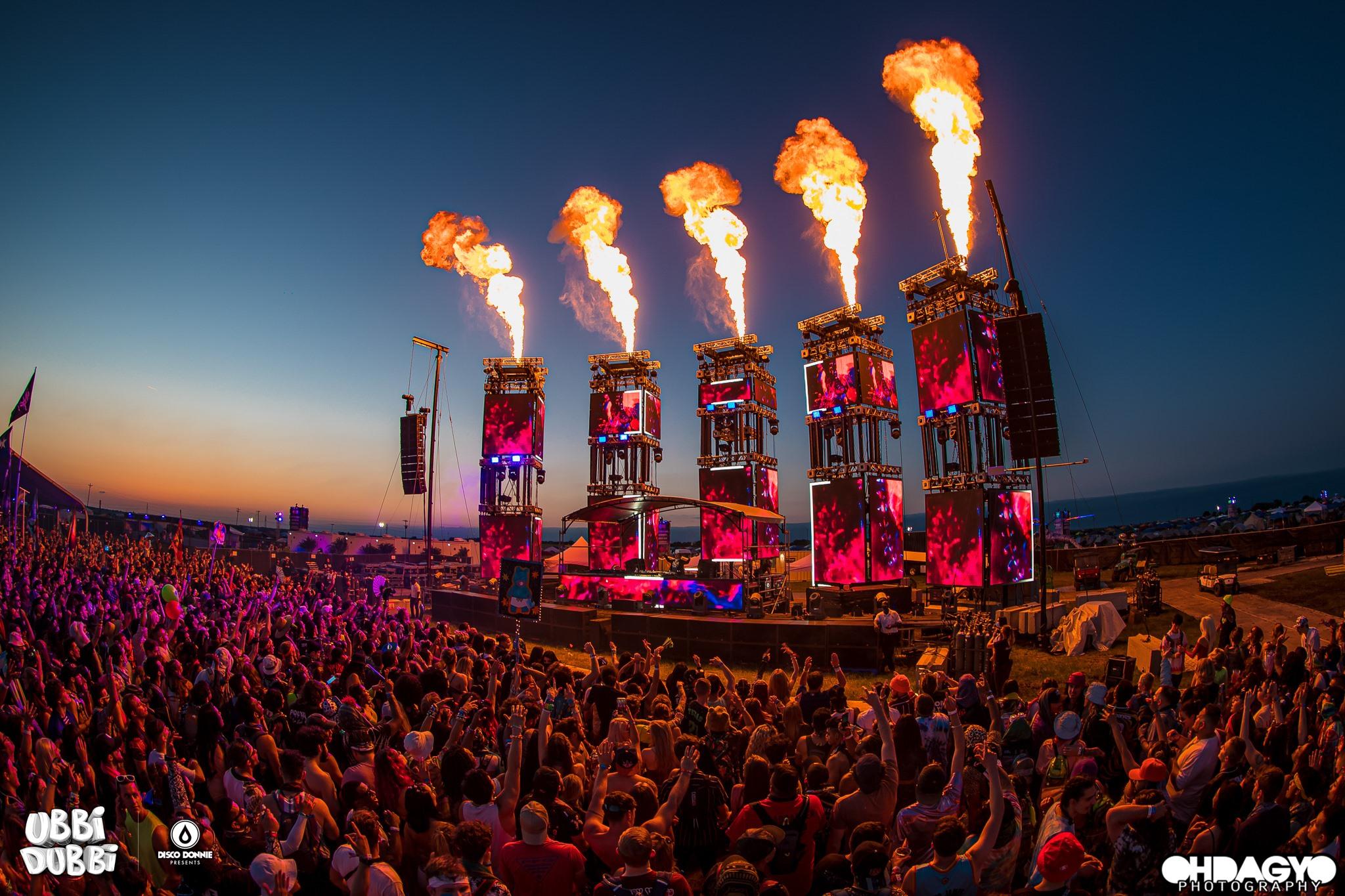 Ubbi Dubbi EDM Festival Texas 2021