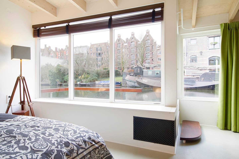 Unique Amsterdam Airbnbs