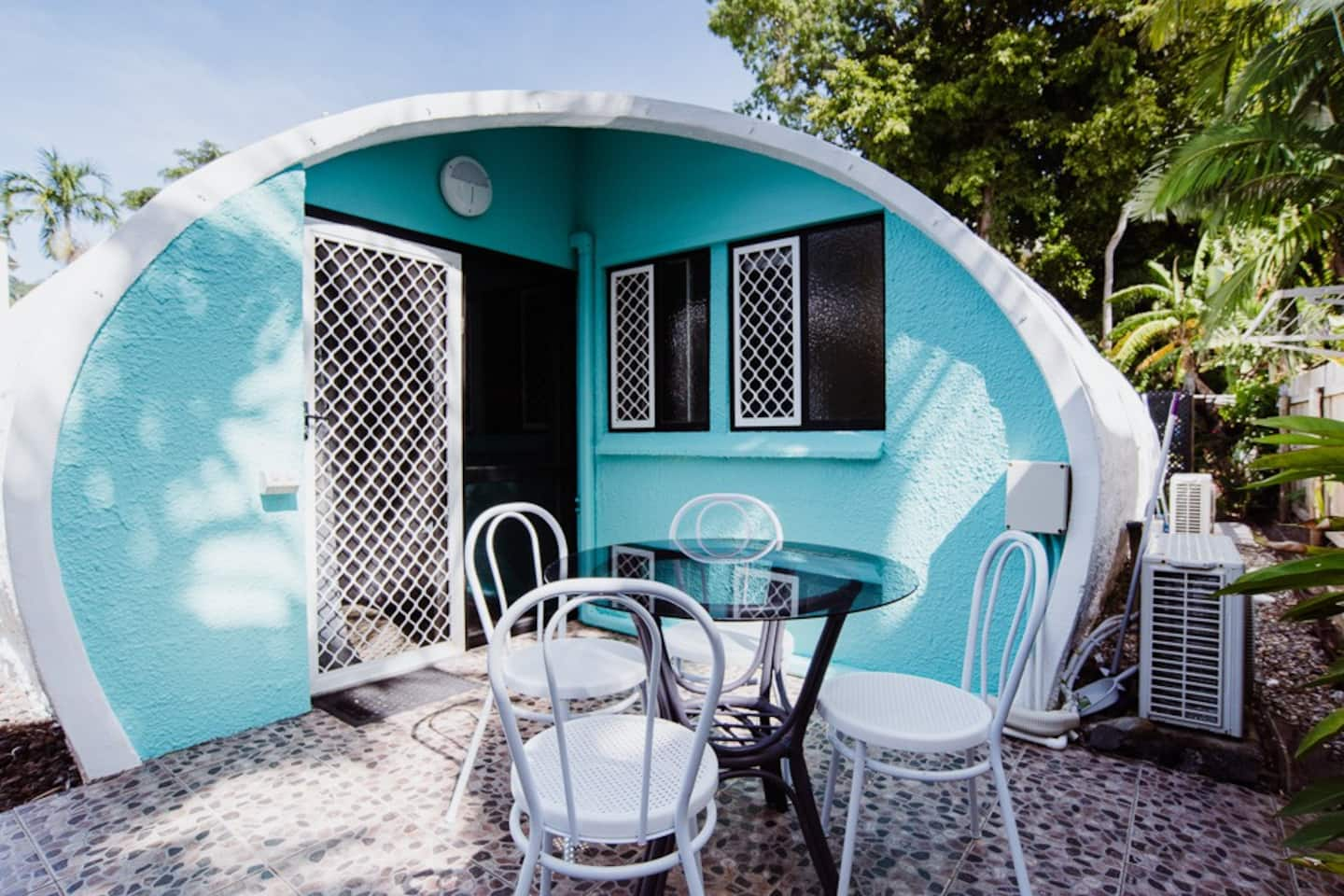 Unique Igloo Airbnb Cairns