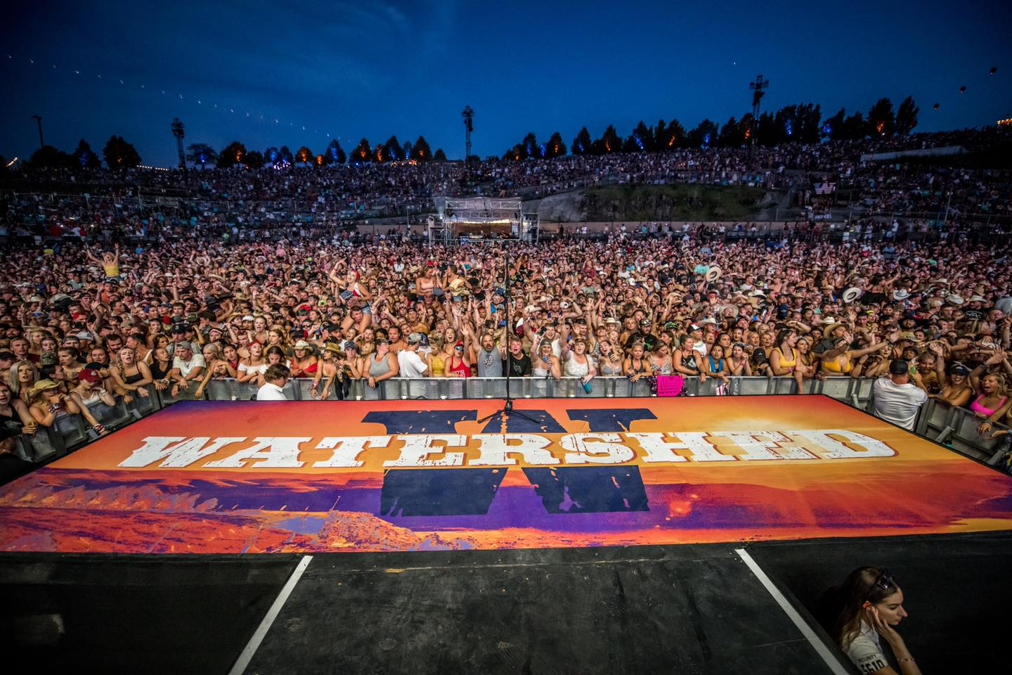Watershed Country Music Festival 2021