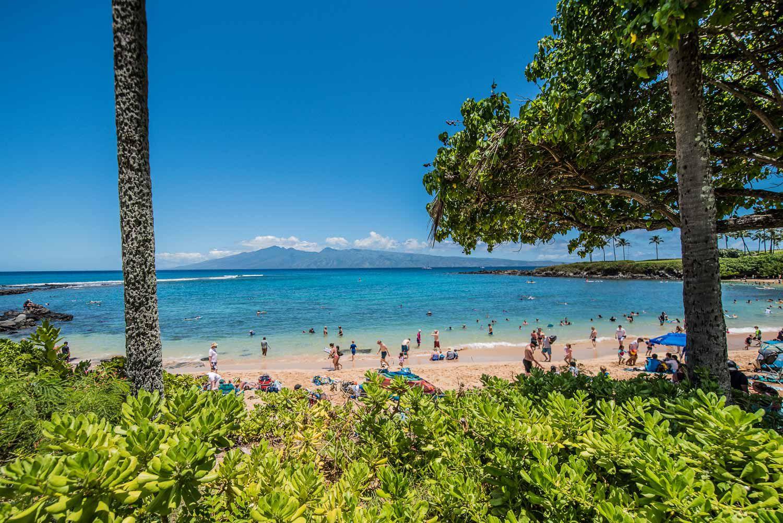 Where to stay on Maui - Kapalua