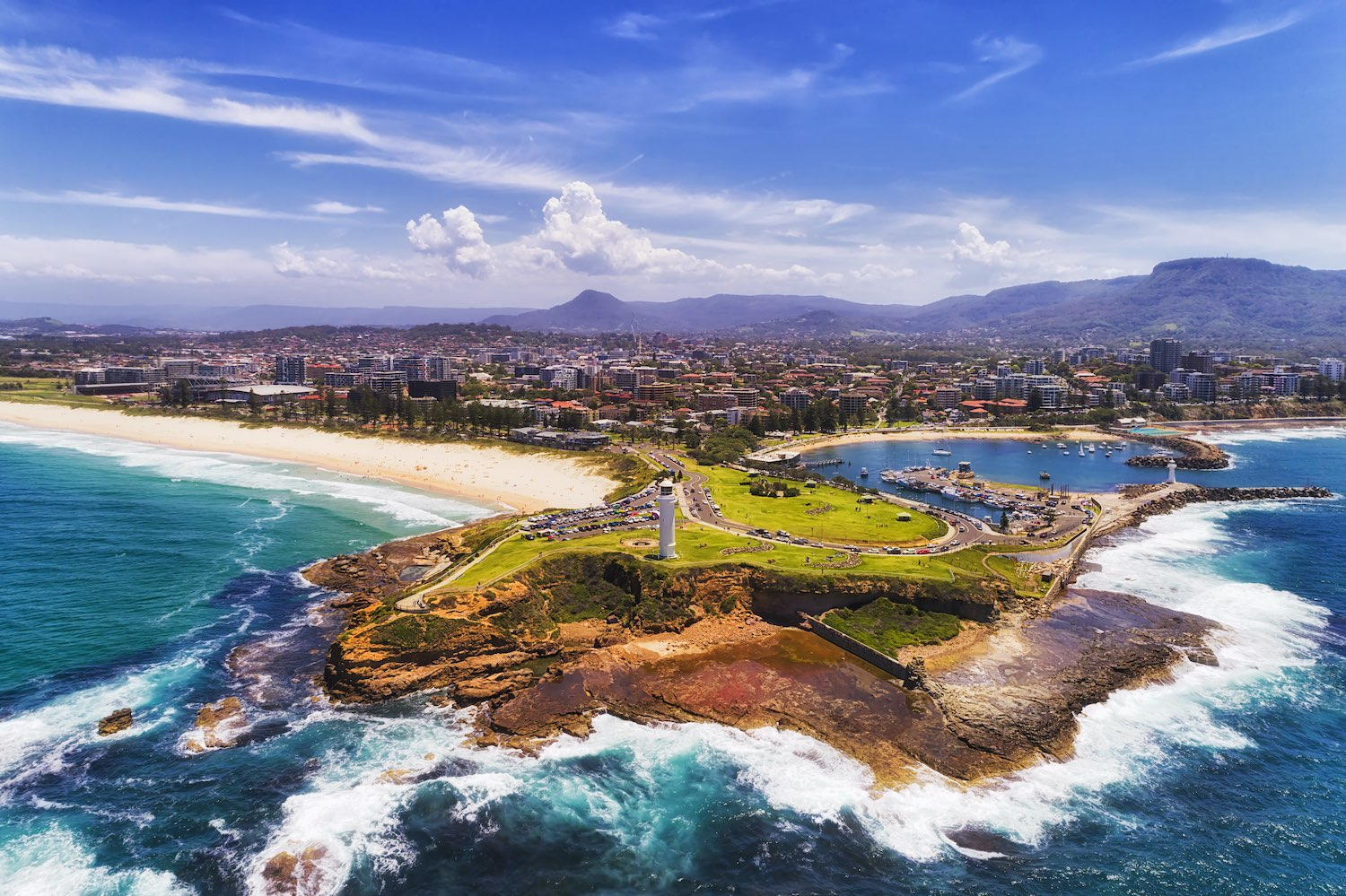 Wollongong - Largest Cities in Australia