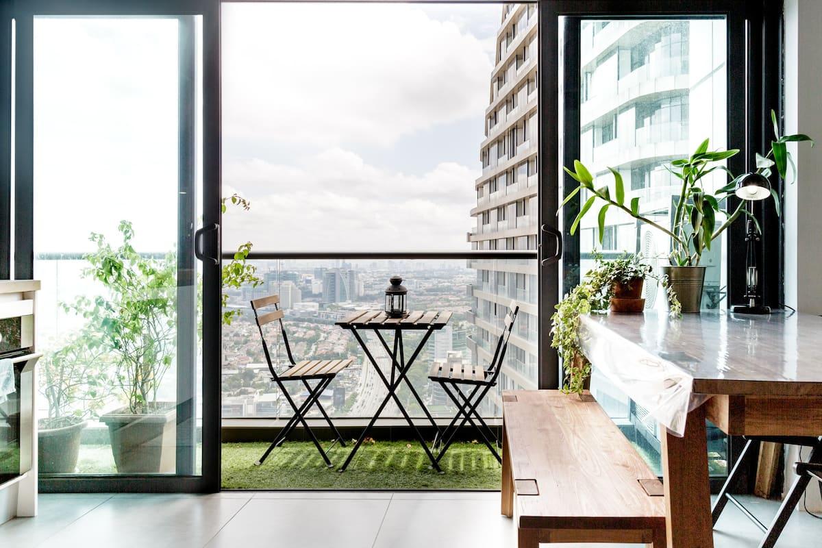 best airbnb in kl