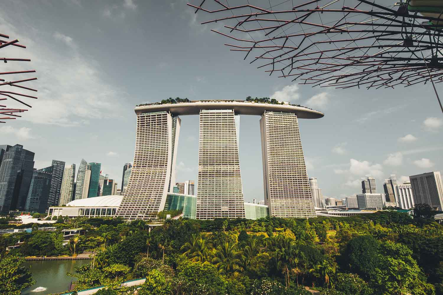 marina Bay Sands - Best Airbnbs in Singapore