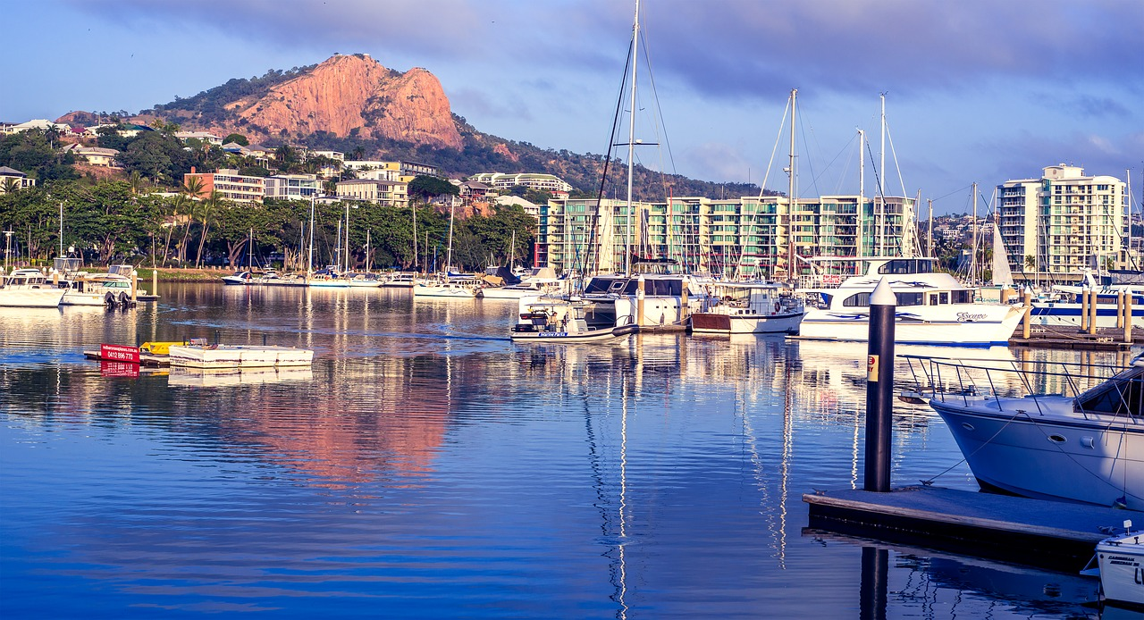 townsville - largest cities in Australia