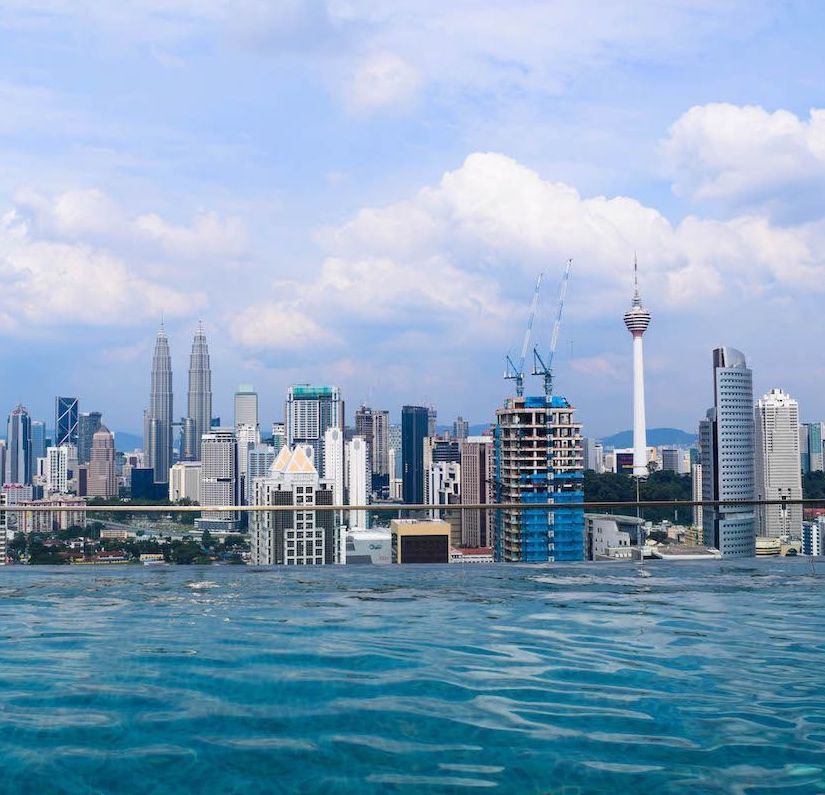 Airbnb Kuala Lumpur - places to visit in Malaysia in 3 days