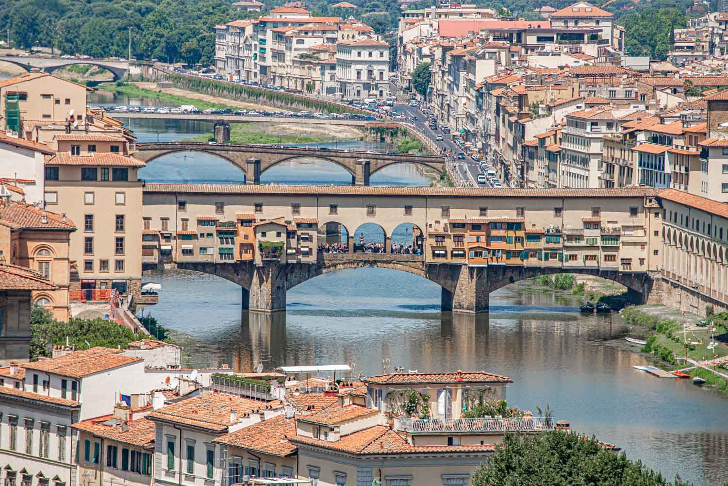 Where to stay in Florence - Cheap Airbnbs