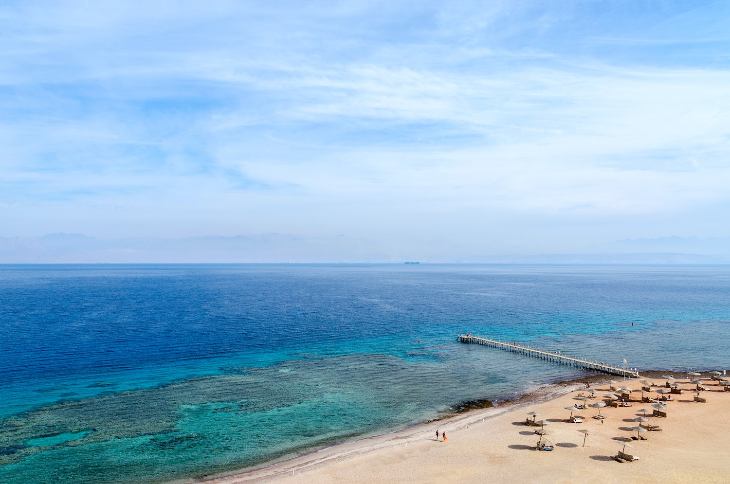 Where is Hot in January - Aqaba