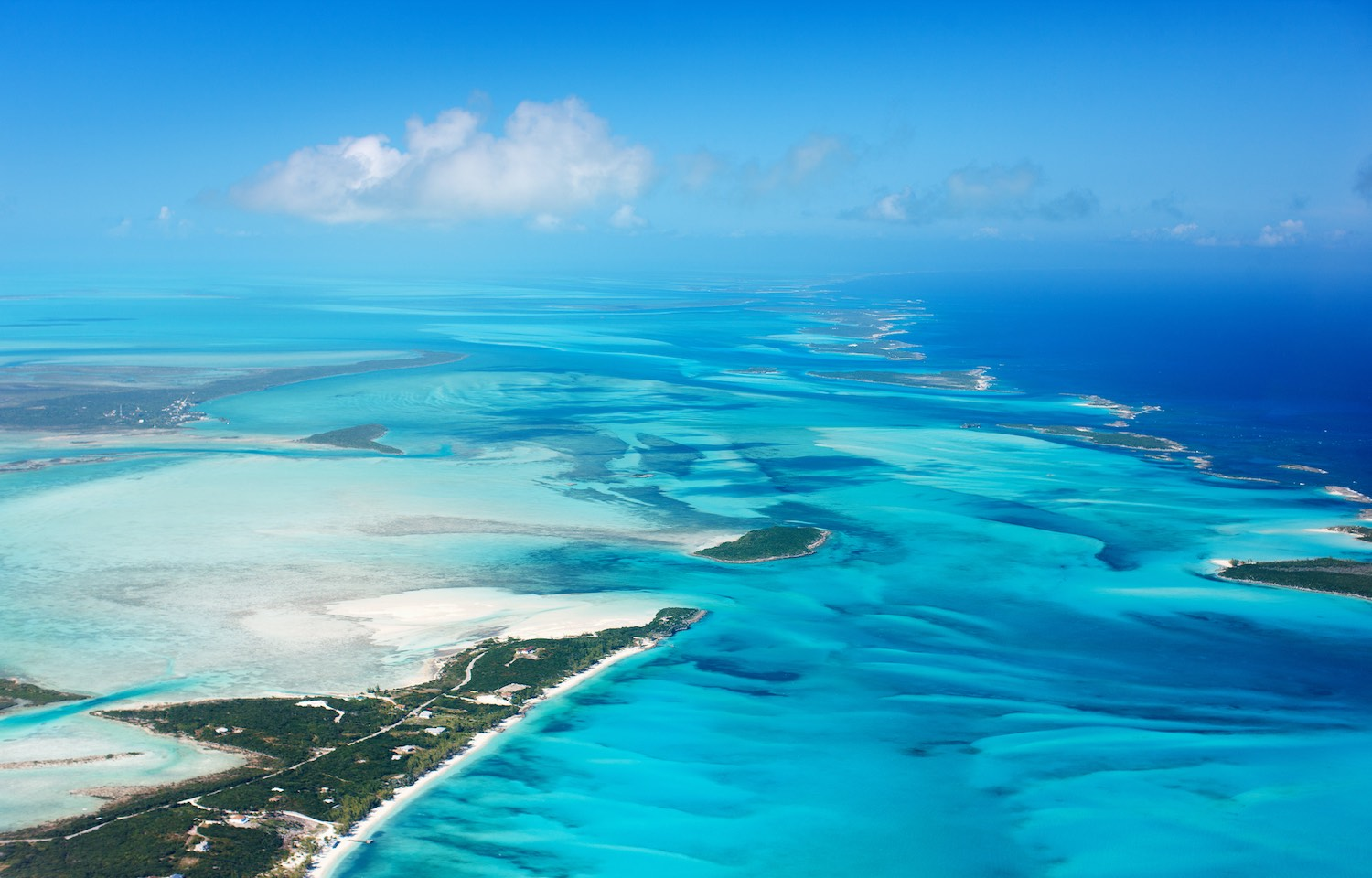 Bahamas - Warm Weather Destinations in February