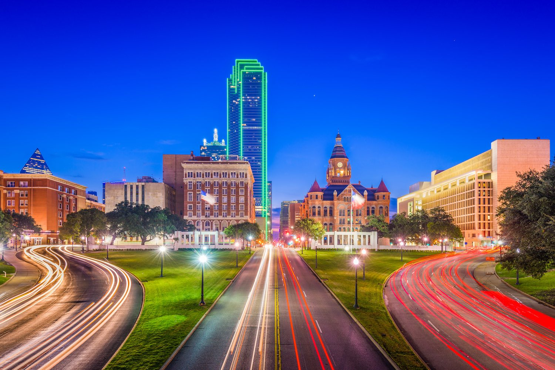 Airbnbs in Dallas Texas