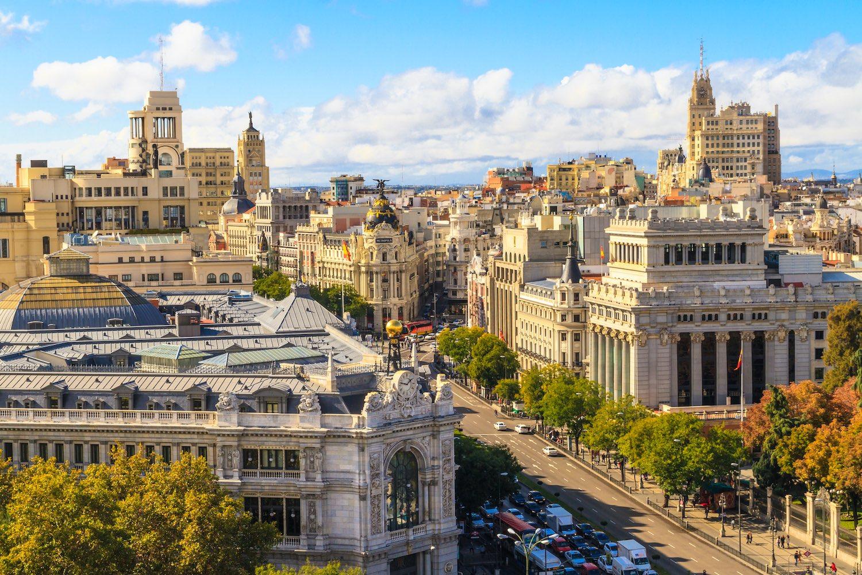 Airbnbs in Madrid, Spain