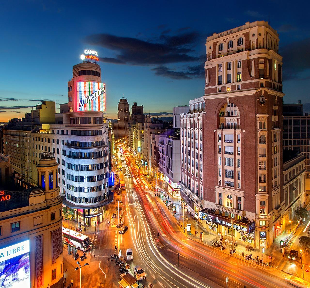 Best Airbnbs in Madrid, Spain