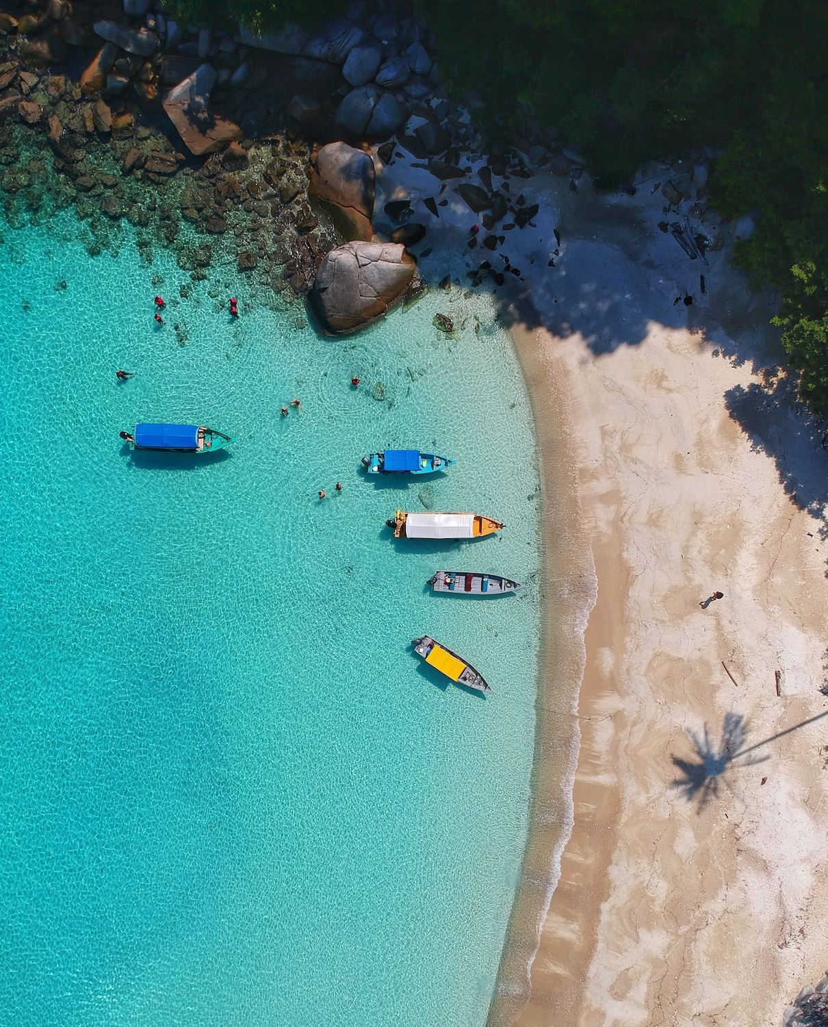 Best Islands in Malaysia for a Weekend Getaway