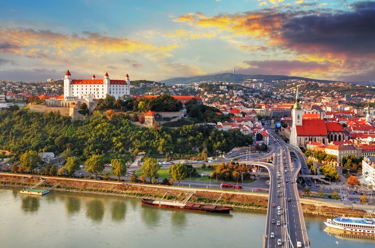 Bratislava - Cheap Places to visit in Europe