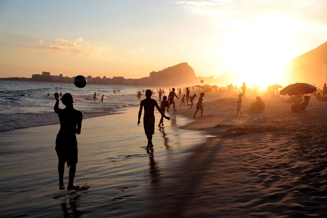 Brazil - Where is hot in january
