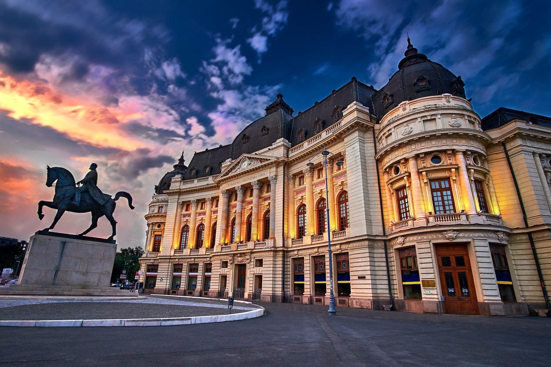 Bucharest - Best Cheap Cities in Europe 2020