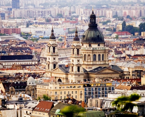 Budapest Airbnbs 2020