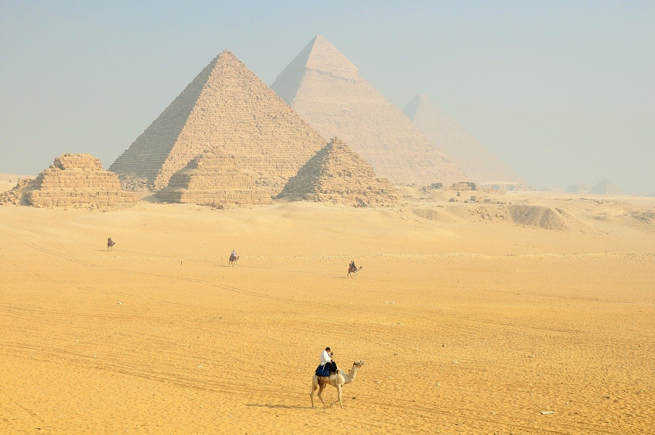 Cairo - Where is hot in February 2020